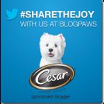 Cesar's Sponsors Blogpaws