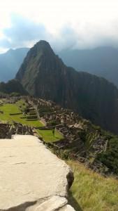 Machu Pichu High
