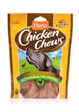 chicken jerky recall