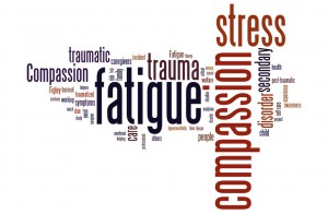 compassion fatigue and suicide
