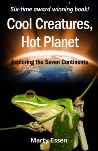 Cool Creatures Hot Planet - 2nd Edition Cover
